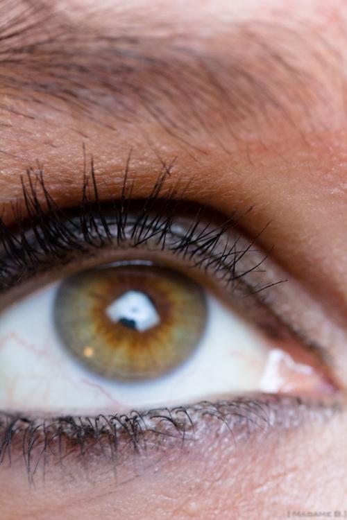 Eye(s) wide open