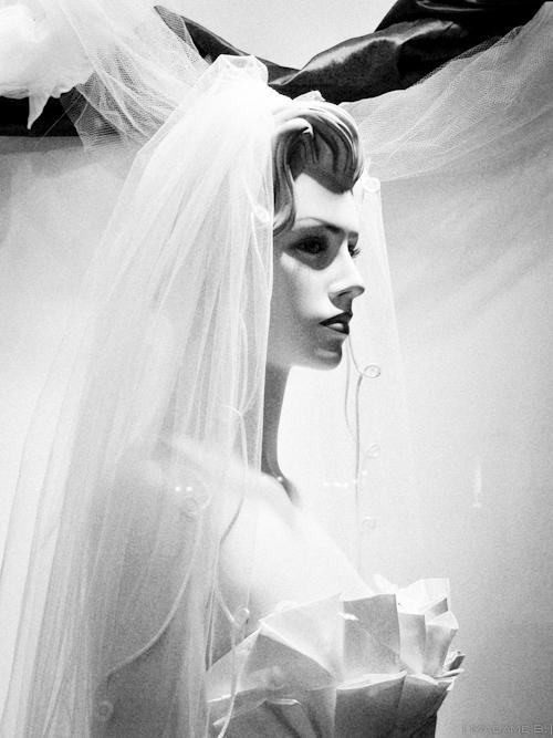 Scary Bride